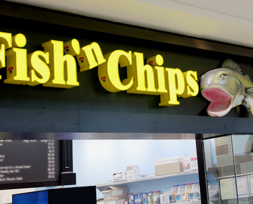 Fergies Fish n Chips at St Vital Centre